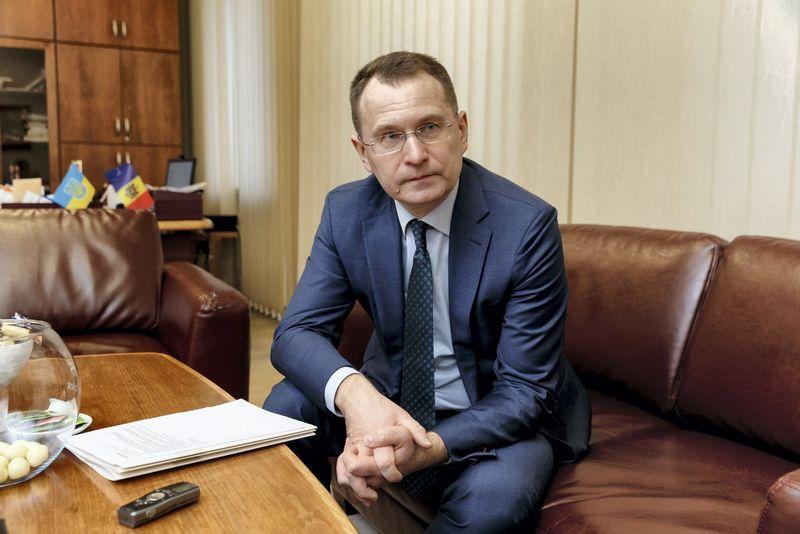 Dainius Žalimas, Lietuvos Respublikos Konstitucinio teismo pirmininkas. Vladimiro Ivanovo (VŽ) nuotr.