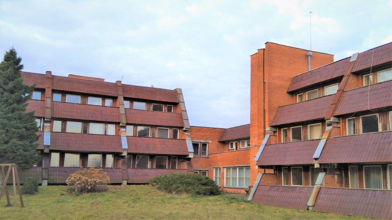 Ant prekystalio – dvi sanatorijos su sklypais šalia Nemuno Kauno rajone