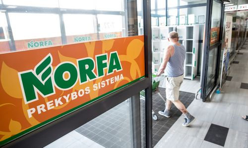 """""""Norfa"""" trumpina darbo laiką sekmadieniais"""