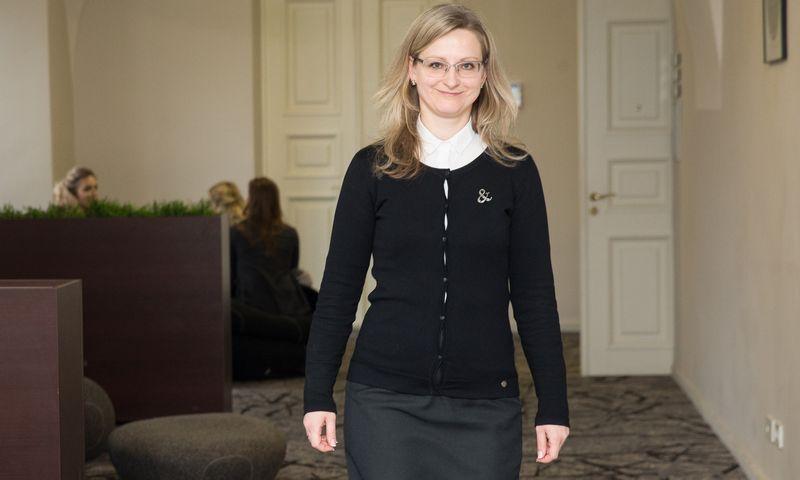 """Raimonda Alonderienė, IT UAB """"Devbridge Group"""" žmonių ir organizacijos vystymo vadovė, sako, jog įmonės darbo skelbimuose nėra reikalavimo, kad kandidatai turėtų aukštojo mokslo diplomą.,  Vladimiro Ivanovo (VŽ) nuotr."""