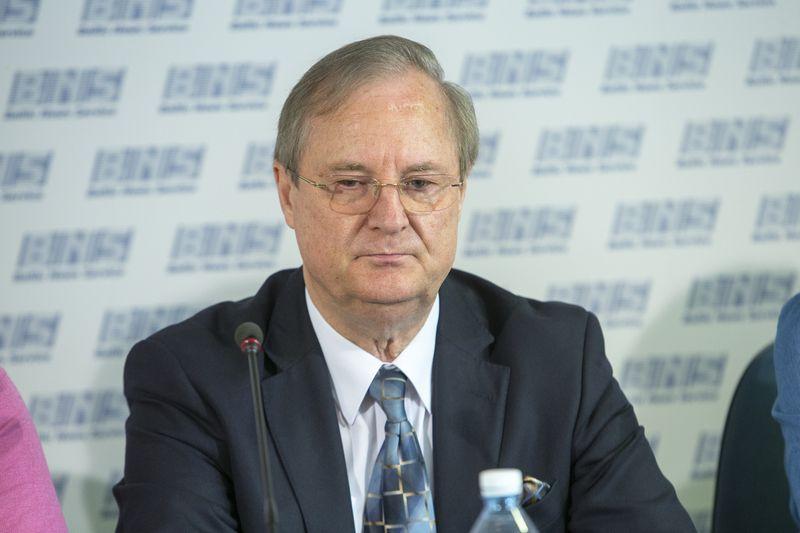 Edmundas Vaitekūnas. Vladimiro Ivanovo (VŽ) nuotr.