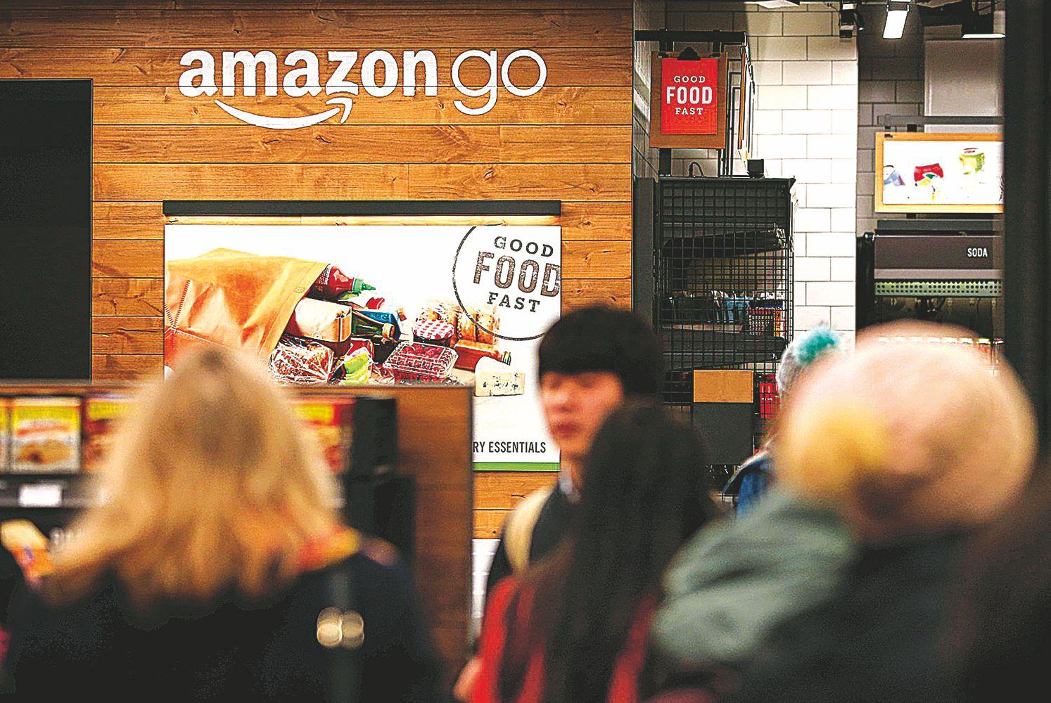 """Amazon"" vertė buvo perkopusi trilijoną dolerių"