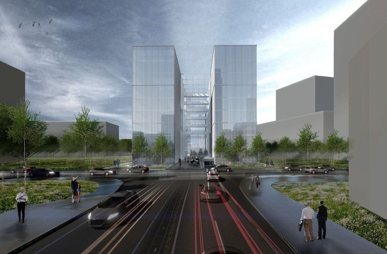 """""""Lords LB"""" imasi naujo projekto Vilniaus centre – 8 aukštų verslo centro"""