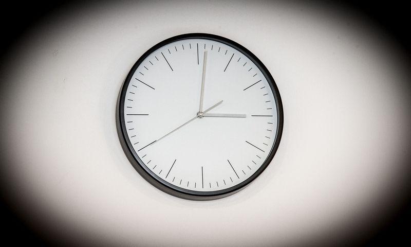 Laikrodis. Juditos Grigelytės (VŽ) nuotr.