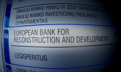 Lietuvos kapitalo rinka dar nepajėgi išsilaikyti be ERPB