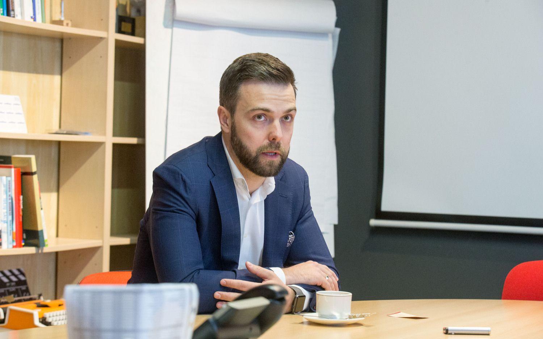 SEB tampa investuotoju į startuolius
