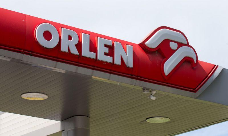 """Vidurio ir Rytų Europos didžiausių įmonių sąrašo lyderė išlieka Lenkijos """"PKN Orlen"""". Juditos Grigelytės (VŽ) nuotr."""