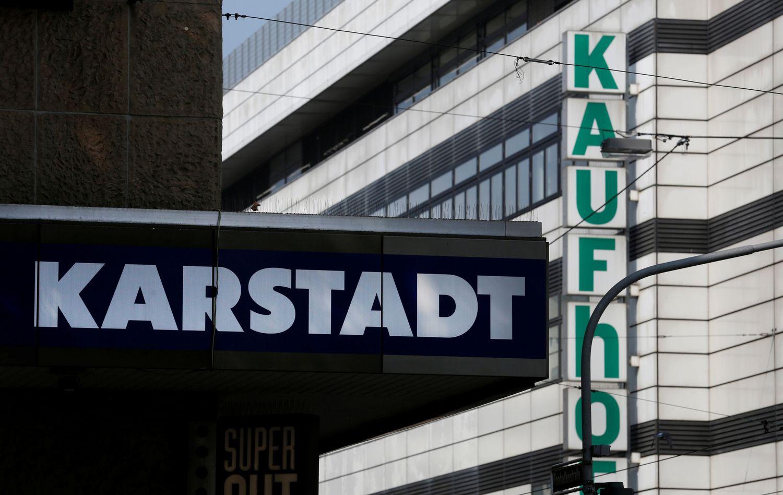 Jungiasi du Vokietijos universalinių parduotuvių tinklai