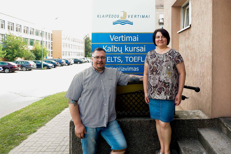 Šeimos verslo Klaipėdoje augimo receptas: kiekvienas daro tai, ką geriausiai moka