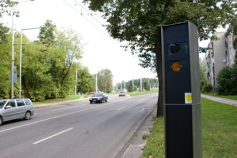 Lietuvos automobilių kelių direkcija (LAKD) paskelbė konkursą įsigyti naujiems matuokliams. Vladimiro Ivanovo (VŽ) nuotr.