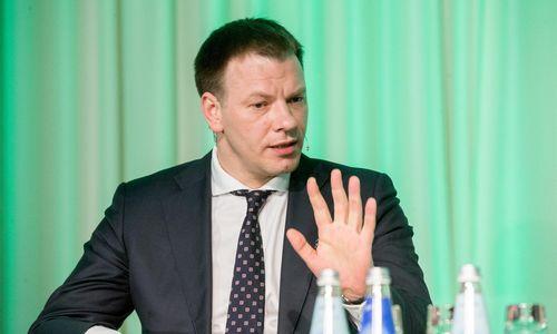 Finansų ministras V. Šapoka: laukia įtemptas ruduo