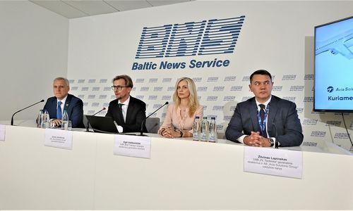 """""""Avia Solutions Group""""traukiasi iš Žukovskio oro uosto, koncentruojasi į Aziją"""