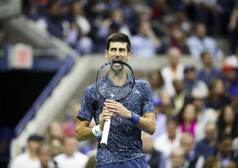 """Novakas Džokovičius. """"Sipa"""" / """"Scanpix"""" nuotr."""
