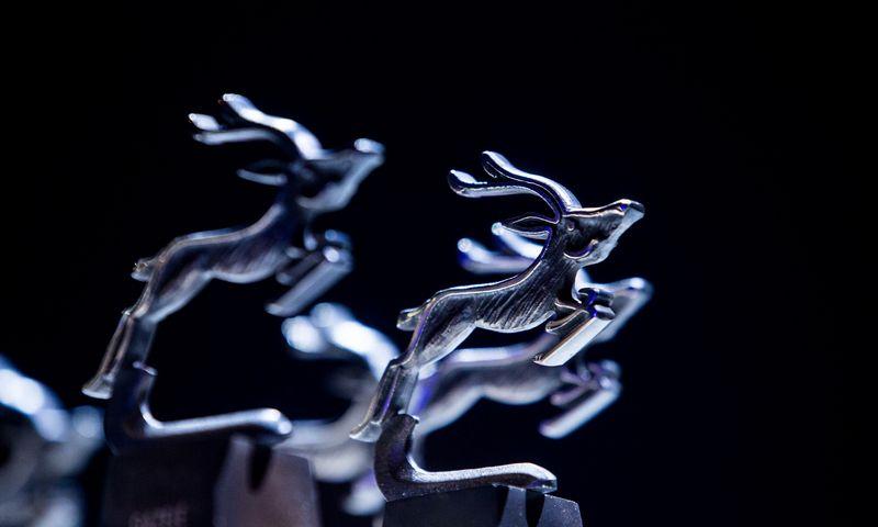 """Šiemet """"Gazelės"""" bus apdovanotos jau 15 kartą. Vladimiro Ivanovo (VŽ) nuotr."""