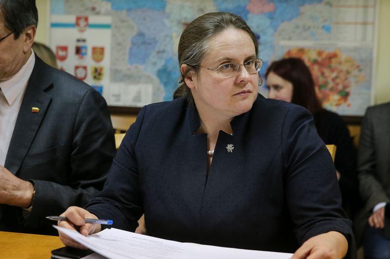Agnė Širinskienė. Vladimiro Ivanovo (VŽ) nuotr.