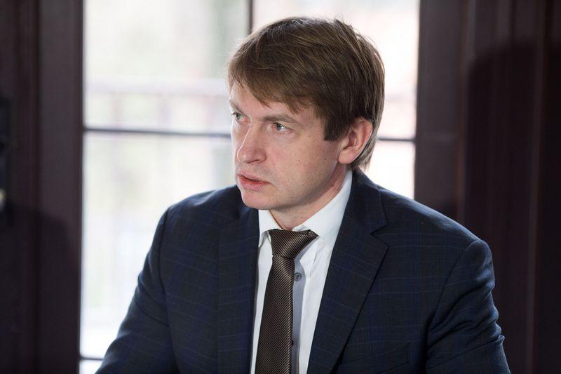 """Andrius Bogdanovičius, """"Creditinfo"""" direktorius. Vladimiro Ivanovo (VŽ) nuotr."""