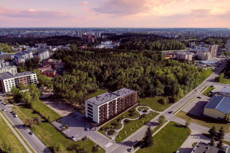 """""""Lithome"""" į projektą Vilniaus Visoriuose investuoja 3 mln. Eur"""