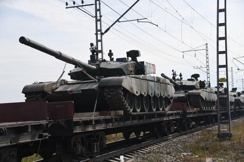 """Vostok 2018. Jevgenijaus Jepančintsevo (""""Sputnik"""" / """"Scanpix"""") nuotr."""