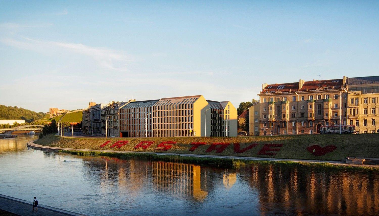 Vilniaus senamiestyje – prabangaus daugiabučio statybos, į projektą investuoja 16,8 mln. Eur