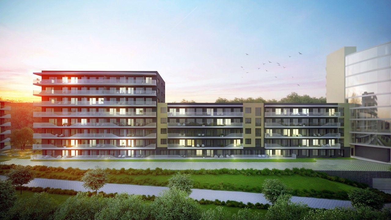 Sostinės Justiniškių mikrorajone – 119 naujų butų