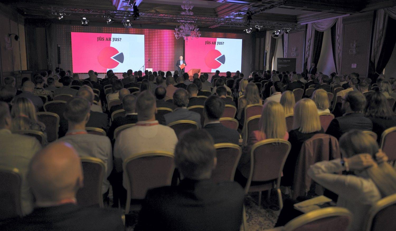 """""""Verslas 2019"""": galimi ekonominiai ir politiniai scenarijai"""