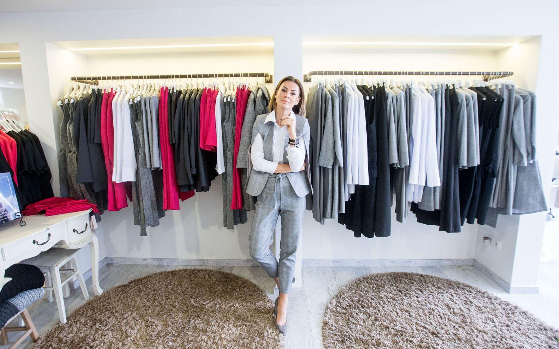 Kad naujos kolekcijos drabužių neliko per porą dienų, nemeluoja