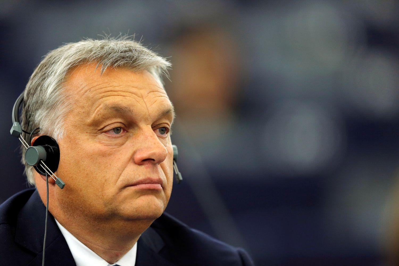 Europos Parlamentas pritarė bausmei Vengrijai dėl ES vertybių nesilaikymo