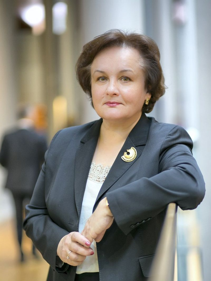 Europarlamentarė Laima Liucija Andrikienė. Asmeninio archyvo nuotr.
