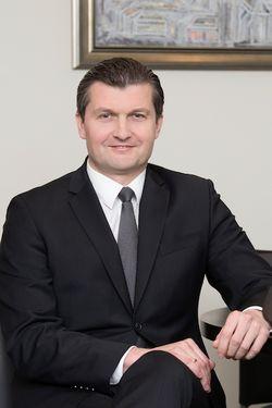"""Arimantas Glebauskas, paskirtasis UAB """"YIT Infra Lietuva"""" vadovas. Bendrovės nuotr."""