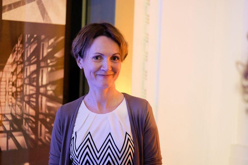 """Romualda Stragienė, UAB """"Biok laboratorija"""" vadovė, sako, kad svarbu įgusti matyti bendrą organizacijos vaizdą. Vladimiro Ivanovo (VŽ) nuotr."""