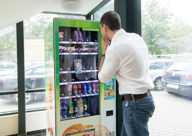 """""""Baltic Coffee Holding"""" siekia įsigyti """"Pardavimo automatus"""""""