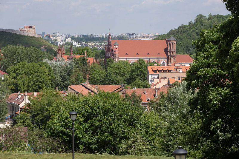 """""""World Heritage Journeys"""" Vilnių įtraukė į vieną iš keturių kultūrinio paveldo maršrutų - romantiškąjį. Vladimiro Ivanovo (VŽ) nuotr."""