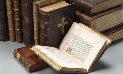 Nacionaliniame muziejuje – advokato J. Gumbio kolekcionuojamų knygų paroda