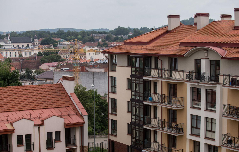 Būsto kreditus galės teikti ne tik eurais