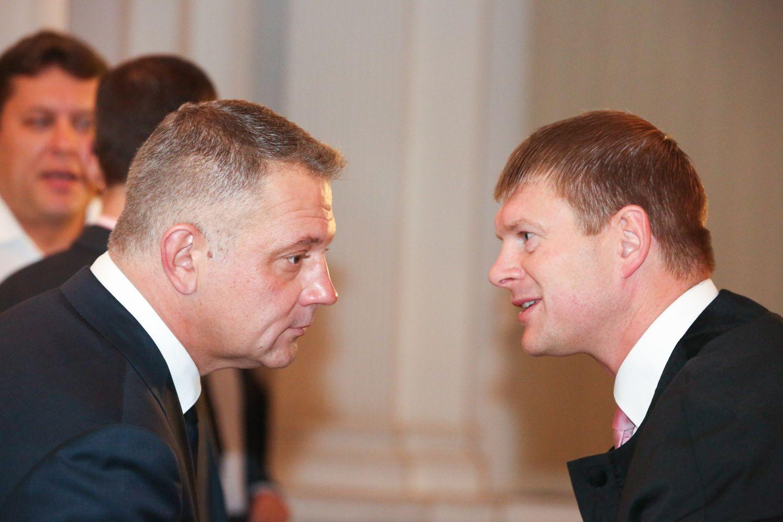 """Po prašymo nušalinti teisėjus – pertrauka """"MG Baltic"""" politinės korupcijos byloje"""