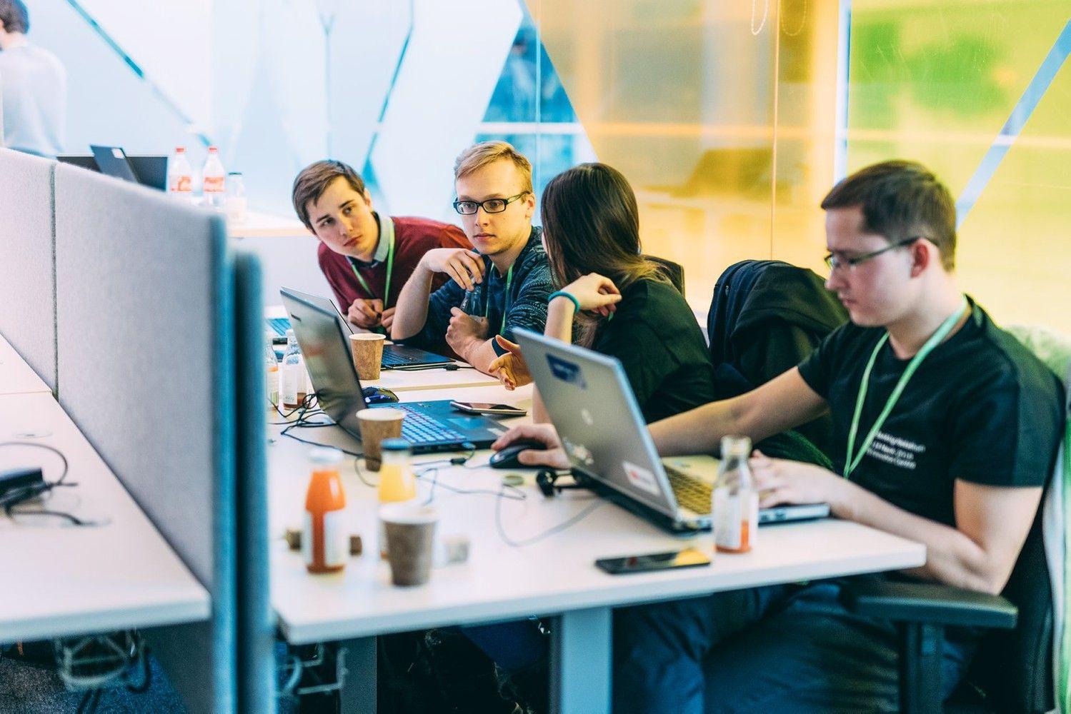 Bendradarbystės erdvės– ir darbui, ir naudingoms pažintims