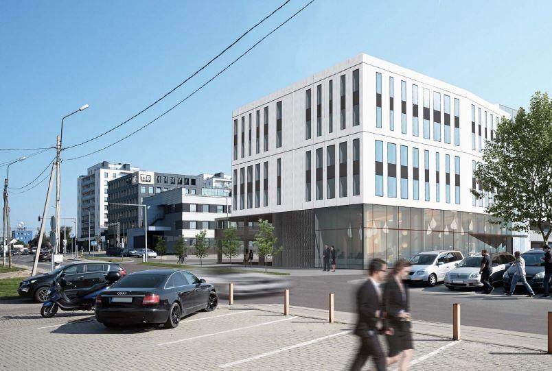 """""""YIT Kausta"""" Vilniaus Šnipiškėse suplanavo2 verslo centrus ir 2 būstų kompleksus"""