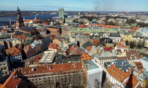 Latvija – tarpšalių, kur būstas brangosparčiausiai