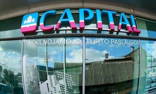 """Iš RE/MAX pasitraukusius brokerius susirinko """"Capital"""""""