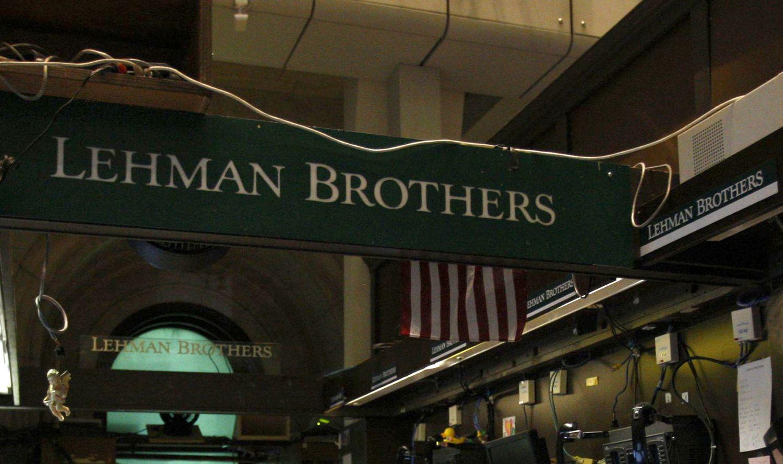 """Dešimtmetį po """"Lehman Brothers"""" pasaulis pasitinka geriau apsisaugojęs"""