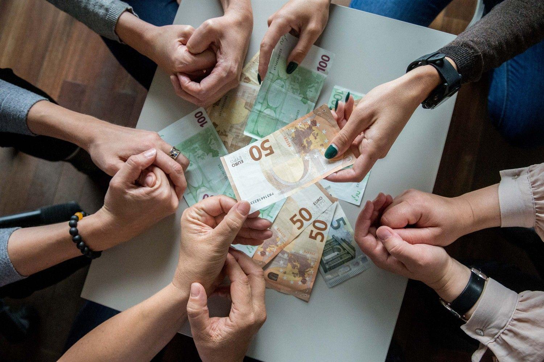 Seime – siūlymas didinti fondų investicijas Lietuvoje