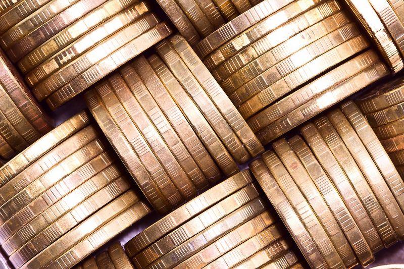 """Italijos žiniasklaida skaičiuoja, kad sename teatro pastate atrastos monetos vertos milijonų eurų. """"Matton"""" nuotr."""