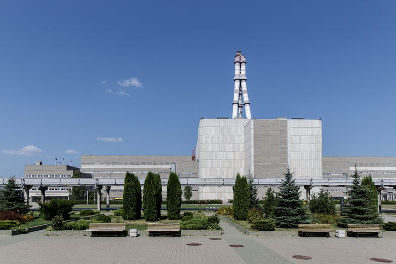 Ignalinos atominė elektrinė. Vladimiro Ivanovo (VŽ) nuotr.