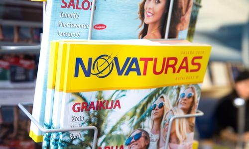 """""""Novaturo"""" apyvarta šiemet išaugo 35%"""