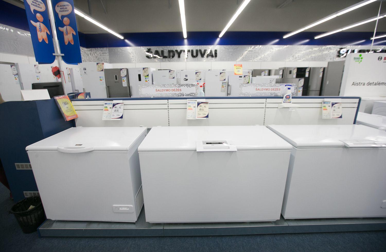 Ukrainoje šaldytuvų gamyklos startas – sukurs 2.000 darbo vietų