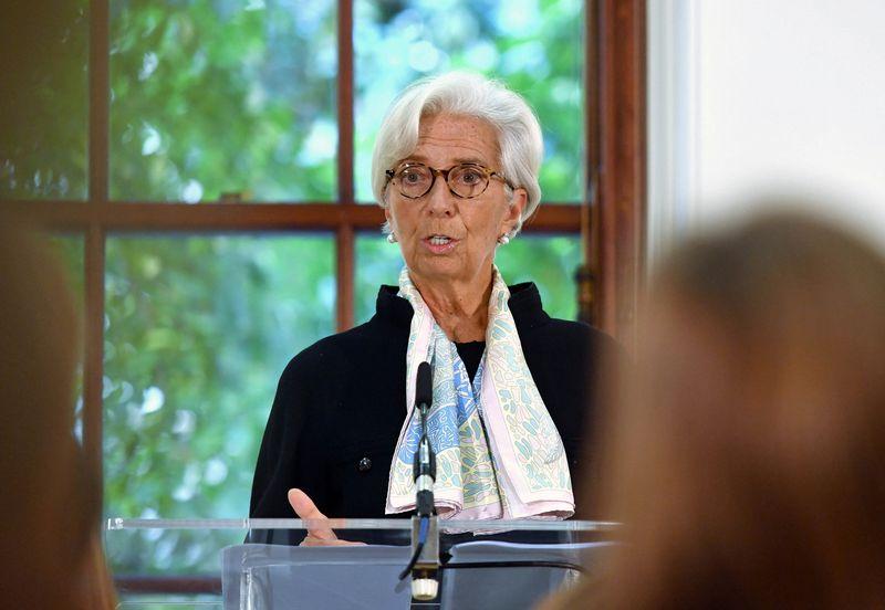 "TVF vadovė Christine Lagarde. Johno Stillwello (""Reuters"" / ""Scanpix"") nuotr."