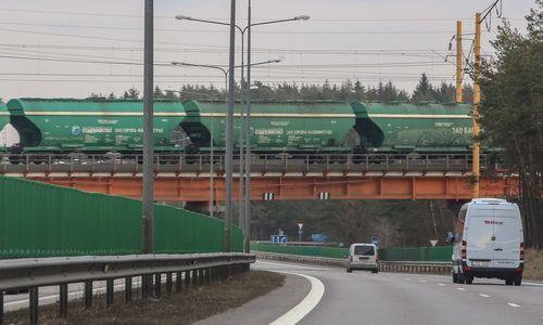 Geležinkelių kroviniai pro Vilnių keliaus aplinkkeliu