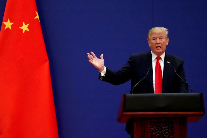 "JAV prezidentas Donaldas Trumpas. Damiro Sagoljo (""Reuters"" / ""Scanpix"") nuotr."