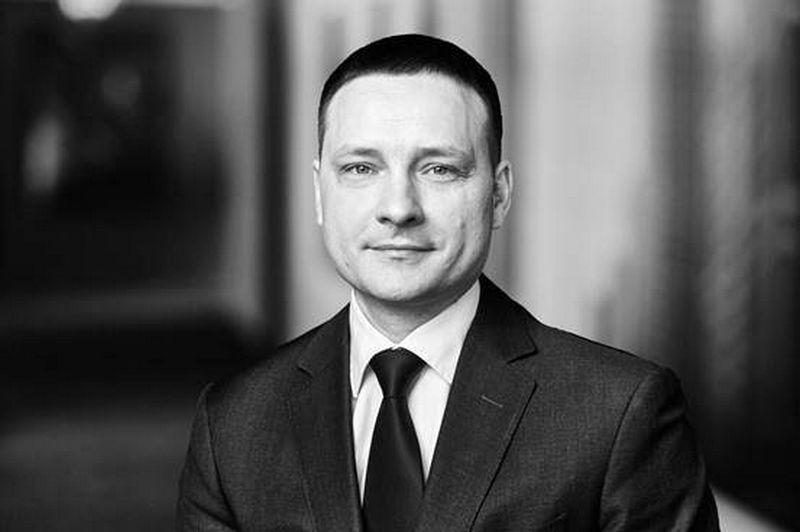 """""""Lietuvos rizikos ir privataus kapitalo asociacijos"""" valdybos pirmininkas Šarūnas Alekna."""