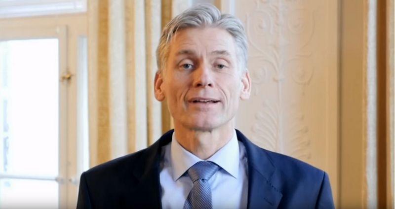 "Buvęs ""Danske Bank"" vadovas Thomas Borgenas. ""Youtube"" nuotr."